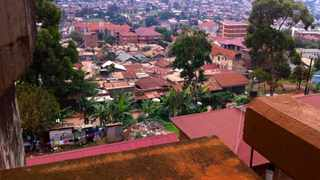 A view from  Makere University in Kampala. Picture: Hendrik Finke/Flickr