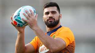 Damian de Allende has been one of the standout player for the Springboks at the World Cup. Photo: Steve HaagSports/Hollywoodbets