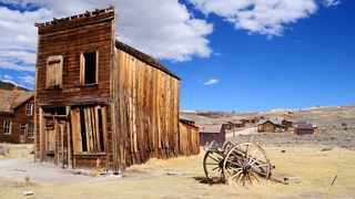 From brutal Soviet-era Estonia to the Fuhrer's Berlin, gold rush prospectors in California to fortune seekers in Namibia, there's plenty of ghost towns to add to your bucket list. Picture: Supplied.