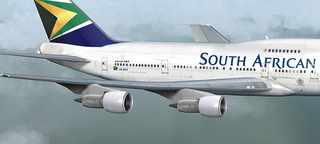 SAA extends the cancellation of all domestic and regional flights. Picture: Supplied.