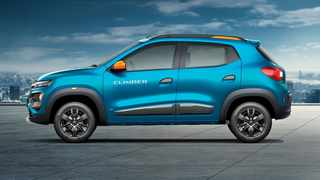 Renault's facelifted Kwid had a particularly strong month, its tally of 1508 units making it the third most popular passenger vehicle in November.