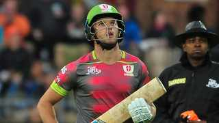 All-rounder Wiaan Mulder has warned that there is no time for Tshwane Spartans to sulk as they prepare for their Mzansi Super League (MSL) Gauteng derby against Jozi Stars in Centurion on Thursday. Photo: Deryck Foster/BackpagePix