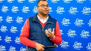 Enver Duminy, CEO of Cape Town Tourism, sheds light on the impact of load shedding on the city's tourism. Picture: Supplied.