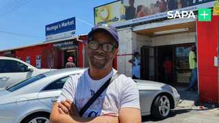 Zozo Dano, a qualified tour guide and owner of Ngena Ekasi Township Tours. Picture: Kelly-Jane Turner
