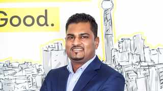 Kriben Reddy, Head of Auto Information Solutions at TransUnion Africa.