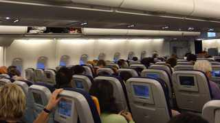 Passenger shaming is a real thing - beware of your every move because you could be filmed without you even knowing it. Picture: Flickr.com