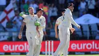 England all-rounder Ben Stokes dedicated his match-winning performance in the second test at Newlands to father Ged as he now seeks to help the tourists claim the series in South Africa. Photo: Ryan Wilkisky/BackpagePix
