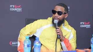 South African Tourism revealed details of their Move with Cassper campaign this week. Picture: Supplied.