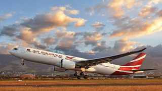 Air Mauritius has suspended all direct flights to and from Hong Kong until further notice.  Picture: airmauritius/antoine.l98.