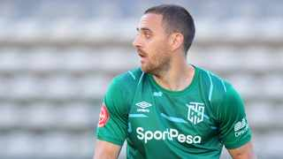 No doubt gutted following his costly blunder at the weekend, Cape Town City reserve goalkeeper Sage Stephens has received the kind of backing that should see him bounce back from the calamity. Photo: Ryan Wilkisky/BackpagePix