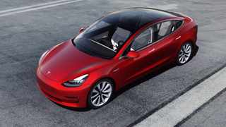 The Tesla Model 3 is the world's best-selling electric car.