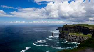 Cliffs of Moher is known as one of Ireland's most visited tourist attractions. Picture: David Alles from Pixabay.