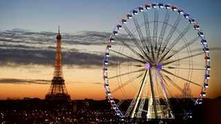 Paris is embraced as the world's city of love.  Picture: Supplied.