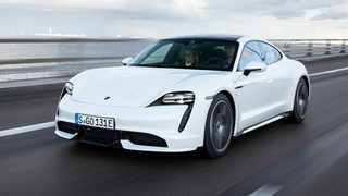 Bill Gates has bought his first electric car and it's a Porsche Taycan.