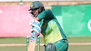 Hollywoodbets KZN Coastal Women's star Chloe Tryon will be a vital member of the Momentum Proteas Women's side at the upcoming ICC Women's T20 World Cup starting in Australia this weekend.  Picture: Muzi Ntombela/ BackPage Pix
