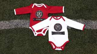The new Orlando Pirates range for the BuccaNunus. Picture: Twitter
