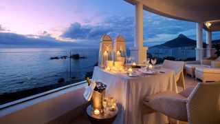 The Azure Restaurant of the Twelve Apostles Hotel has won many awards for its amazing food and services. Picture: Supplied.