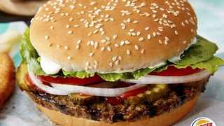 Burger King is giving away free Whoppers. Picture: Supplied