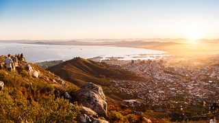 Sunrise is beautiful anywhere in the world, but a sunrise from Lion's Head is one of those rare uplifting sights that you have to see once. Picture: Adam Sivakoff.