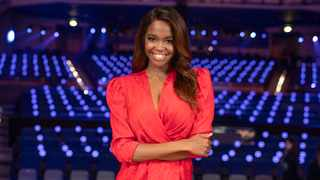 Oti Mabuse. Picture::Supplied/Tom Dymond