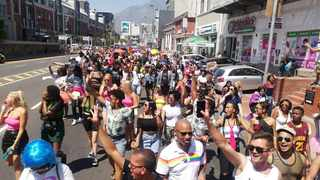 The DA urged President Cyril Ramaphosa, in his capacity of AU chairman, to put the plight of the LGBTQI community in Africa on the agenda. Picture: Ayanda Ndamane/African News Agency