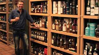 Whisky extraordinaire and co-owner of WhiskyBrother, Neil Paterson. Picture: Supplied