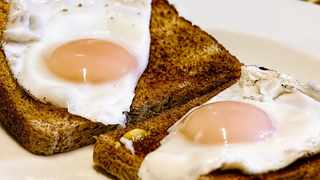 Those who ate more eggs, for example, also ate more red meat – which could be behind the link. Picture: Pixabay