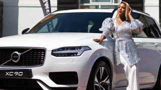 Volvo ambassador Jessica Nkosi. Picture: Supplied