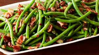 Fresh green beans can be a healthy, easy and nutritious side dish for just about any meal. Here's how you can go about preparing and cooking them. Picture: Supplied