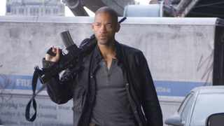 "Will Smith stars as Robert Neville in ""I Am Legend"". Picture: Warner Bros."