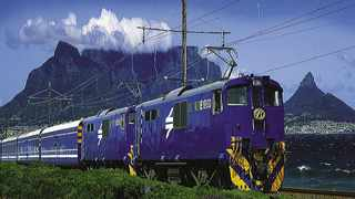 The Blue Train has suspended its services until the end of April. Picture: Supplied.