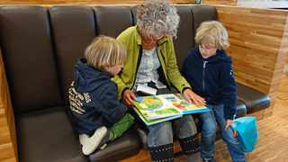 File photo: With schools closed and visits to their 29 grandchildren impossible, retired teacher Mindy Wiesenberg and her two sisters refused to let it get them down. Picture: Needpix