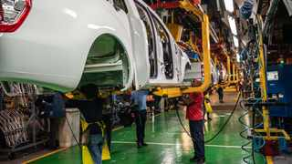 The Silverton plant produces the Ranger bakkie and Everest SUV.