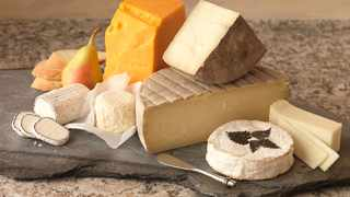 Cheese is best enjoyed fresh to maximize its flavour and texture. Picture: Derek Cooper