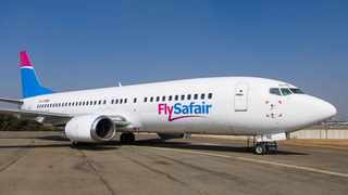 FlySafair spokesman Kirby Gordon said the airline will resume flying from April 20. Picture: Supplied.