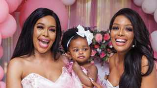 """Businesswoman Evodia """"Madam"""" Mogase and her model daughter Mercy feature in their own reality show, """"Madam and Mercy"""", on Mzansi Magic. Picture: Supplied"""