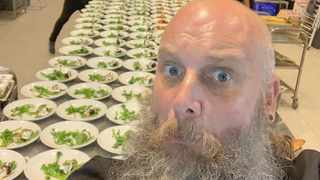 When we found out that Andrew is sharing lockdown recipes on the Food by Andrew Draper accounts, we had to talk to him about how he's handling the lockdown, why he has shared these recipes and how to get back to cooking. PICTURE: Andrew Draper
