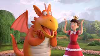 Zog, co-directed by South African Daniel Snaddon (Stick Man) and two-time Oscar nominee Max Lang (The Gruffalo and Room On The Broom), won the International Emmy for Best Kids Animation