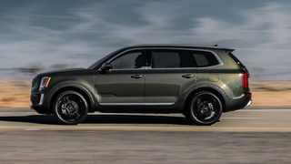 The Kia Telluride is the 2020 World Car of the Year.