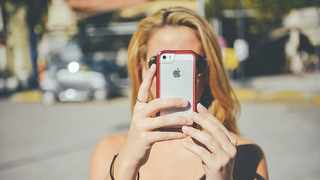 Research shows smartphone use disrupts an essential facet of human connection – eye contact. Picture: PickPik.
