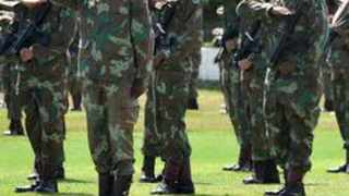 A Gauteng man has been jailed for five years for pretending to be a South African National Defence Force member and wearing its uniform without authority.s. File picture: ANA