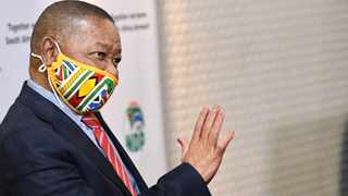 Higher Education Minister Blade Nzimande has made it unequivocally clear that it is his aim to save the academic year, but not at the expense of lives. Picture: Jairus Mmutle/GCIS