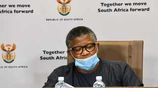 Transport Minister Fikile Mbalula Picture: GCIS