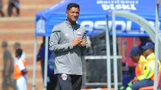 Daine Klate acknowledged this much after his return to SuperSport United, where he's scheduled to do his Uefa A licence practicals, had to be put on hold because of the coronavirus pandemic that has brought the country to a standstill. Photo: Sydney Mahlangu/BackpagePix