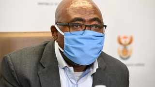 Minister of Employment and Labour Thulas Nxesi Picture: GCIS