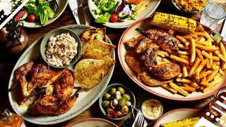 Selected Nando's open for deliveries. Picture: Supplied