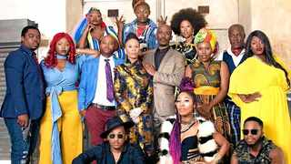 """The cast of """"Uzalo"""". : Picture: Twitter"""