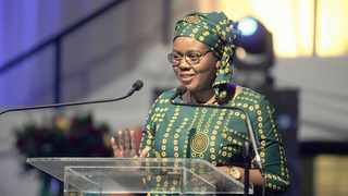 Tourism Minister Mmamoloko Kubayi-Ngubane is hard at work putting together a tourism recovery plan to help the industry post-Covid-19. Picture: Thobile Mathonsi/African News Agency/ANA
