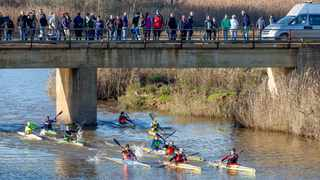The 2020 edition of the four day Berg River Canoe Marathon from Paarl to Velddrif in early July has been cancelled. Photo: supplied