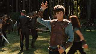 """""""Percy Jackson & the Olympians: The Lightning Thief"""". Picture: 20th Century Fox"""